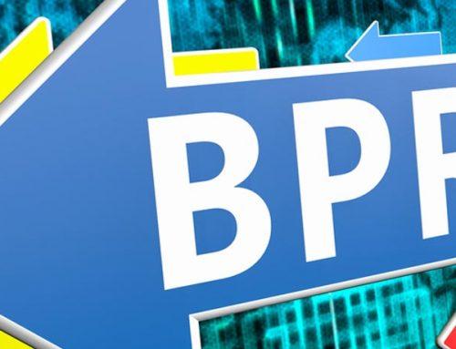 BPR before ERP